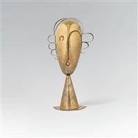 kopfskulptur by franz hagenauer
