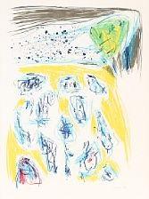 jaunse bleu by asger jorn