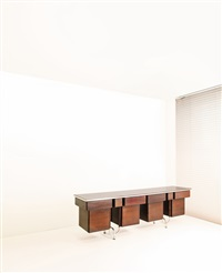 credenza (sideboard) by aimore isola, guido drocco, luciano re and roberto gabetti