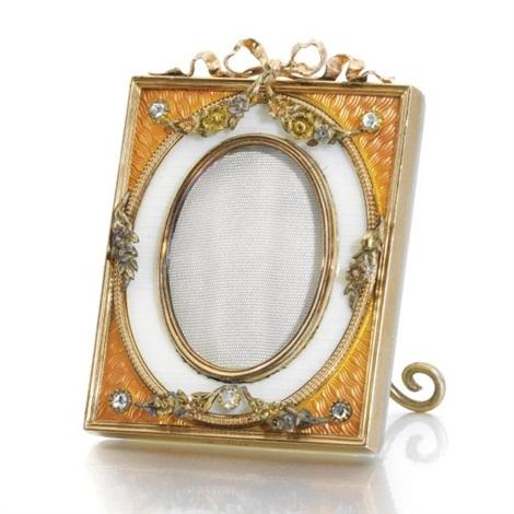 a frame by johann viktor aarne