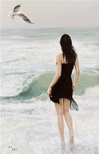 海的女儿 by hong zhexiong