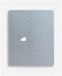 tafel muster pentagon 2 by carsten nicolai