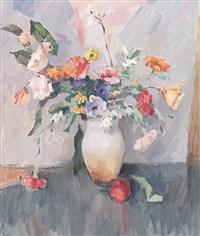 vaso di fiori by teonesto de abate