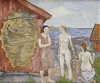 vid fiskebodarna by birger ljungqvist