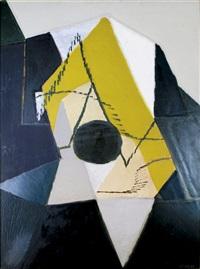 composition géométrique by jean piaubert