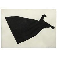 black flag no.9 by robert longo