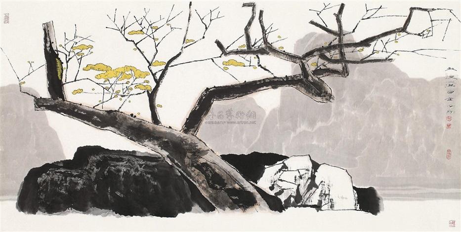 秋深 by bai peng