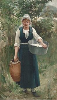 the mill girl by marguerita pillini