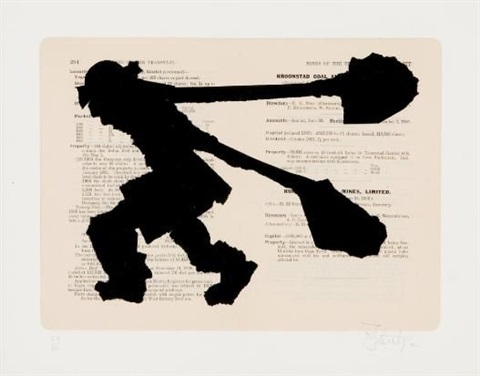 kroonstad coal by william kentridge