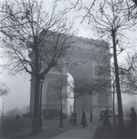 arc de triomphe by edward clark