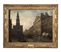 somerset house, the strand by william marlow