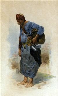 le zouave by eugène cottin
