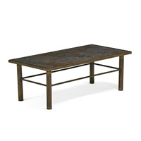 chan 132 coffee table by philip and kelvin laverne