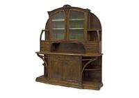 art nouveau style cabinet by louis majorelle