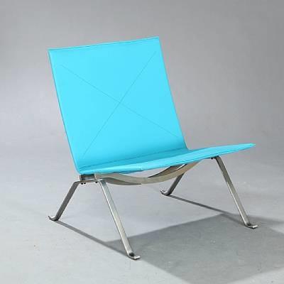pk 22 easy chair by poul kjaerholm