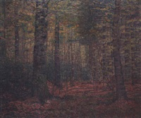 beech woods by john franklin stacey