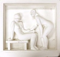 figure composition by gerhard henning
