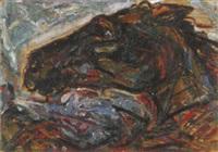 der kopf des pferdes by chihliev rachman
