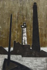 le phare de l'île vierge by jean-yves couliou