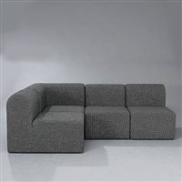 paustian modular sofa (in 7 parts) by erik rasmussen