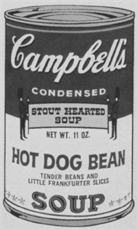 hot dog bean by john s. arhorn