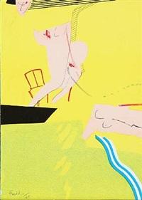parret (+ kornmarken; 2 works) by wilhelm freddie
