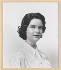 self portrait as my mother jean gregory by gillian wearing