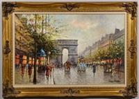 untitled by antoine blanchard