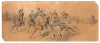 cavalleria by sebastiano de albertis