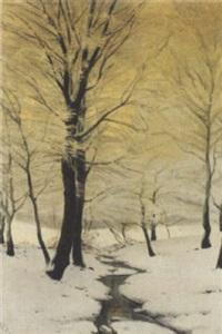 vinterdag i skoven by hans mortensen agersnap