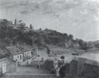 knoresborough, yorks by alfred addy