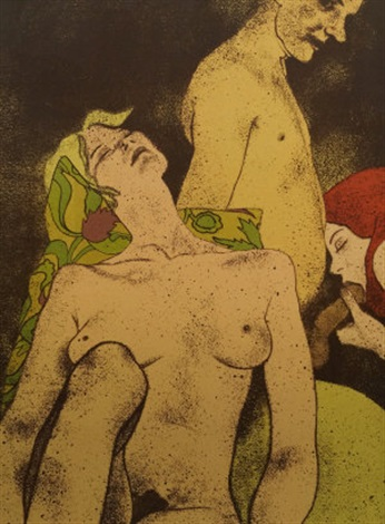 a rash act by ronald brooks kitaj