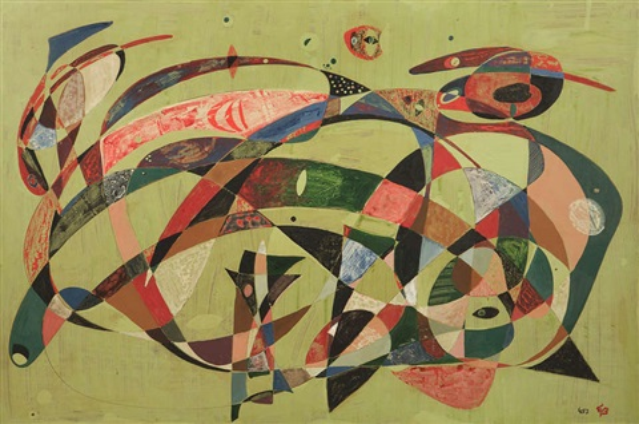 composition by emile bergen