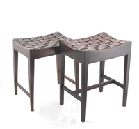 stools model 1198 (2 works) by arthur w. simpson