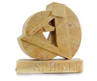 spirale by giò pomodoro