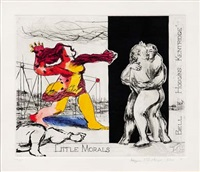 little morals by deborah bell, robert hodgins, and william joseph kentridge