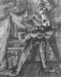 a black jester by jack mcmillen