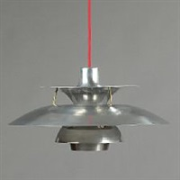 ph-5 pendant by poul henningsen