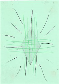 untitled, resp. and 1993. three compositions (3 works) by peter bonde