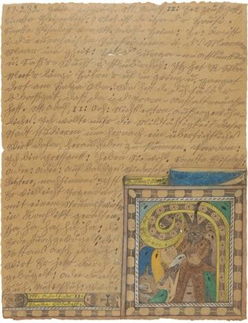 johann lang von sumiswald by adolf wölfli