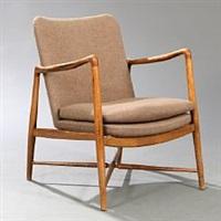 fireplace chair by finn juhl