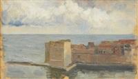 hamnen i dubrovnik by marie egner