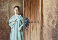 少女的心扉 by hong zhexiong