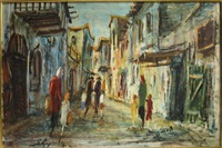 quarters in jerusalem by zvi raphaeli
