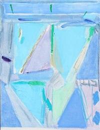 composition, april by else fischer-hansen