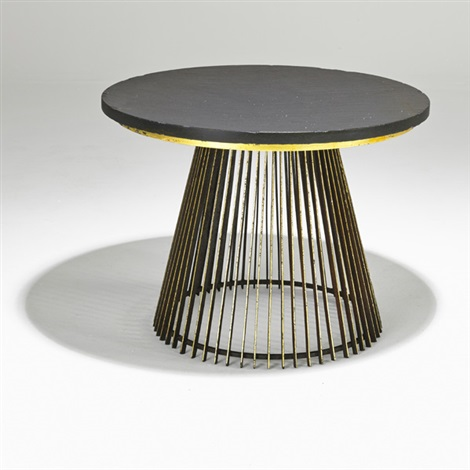 occasional table by paul evans