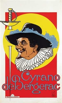 movie: cyrano de bergerac by frans bosen