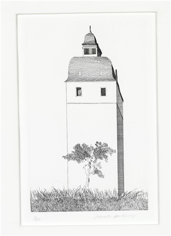 the bell tower six fairy tales by david hockney
