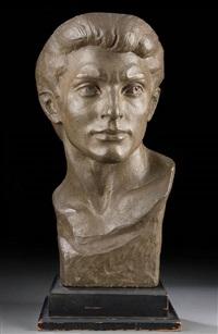 head of david by richmond barthe