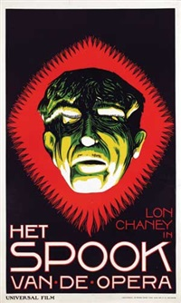 movie: lon chaney in het spook van de opera (the phantom of the opera) by frans bosen
